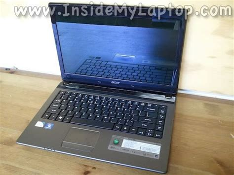 Laptop Acer Aspire 4743 I3 take apart acer aspire 4743 series absoluterevo s