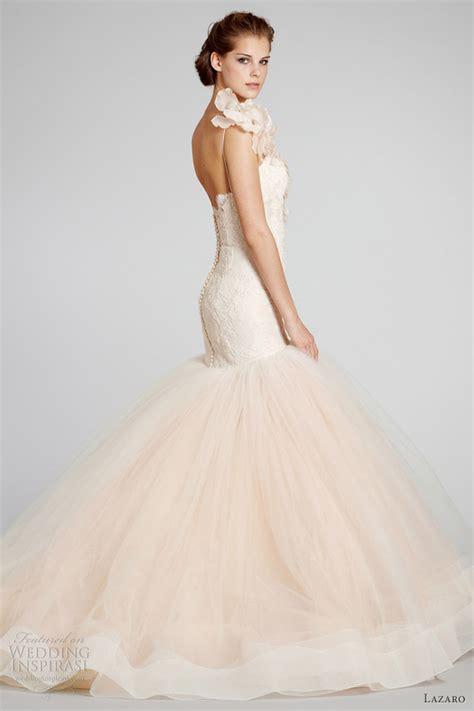 gallery for gt blush mermaid wedding dress