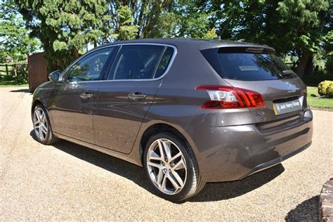 peugeot grey used grey peugeot 308 for sale kent