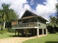 anini cottages anini kauai vacation rental anini front home