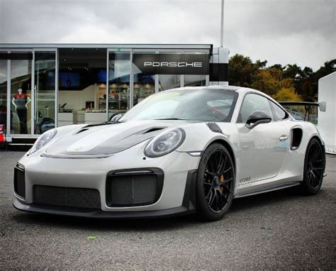 porsche chalk chalk 2018 porsche 911 gt2 rs is an understated