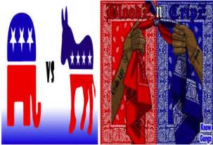crips colors 5 reasons why political are like gangs vibe sd