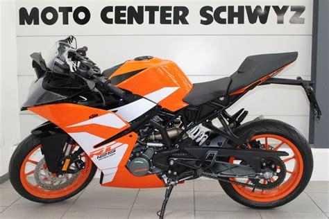 Motorrad 125 Supersportler by Motorrad Neufahrzeug Kaufen Ktm 125 Rc Supersport Moto
