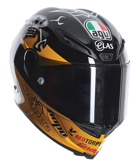 Helm Agv Replika agv corsa martin replica helmet buy cheap fc moto