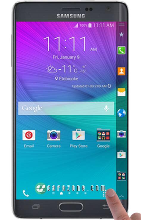 Samsung Note 4 Edge Merah cara reset samsung galaxy note edge merah putih cit