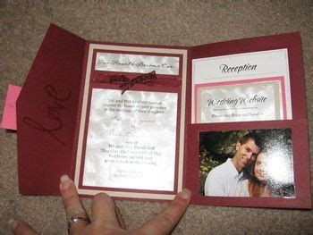 7 Inexpensive Ways To Express Your For Somebody by 25 Best Ideas About Handmade Wedding Invitations On