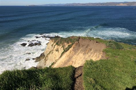about a a bluff point trail guide suggested hikes point reyes national