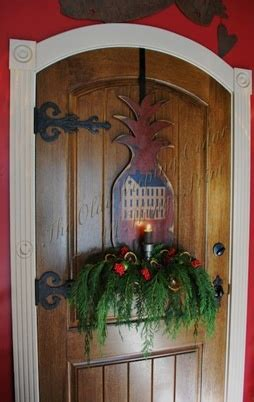 life and love front door holiday decor love love this hospitality door box primitive