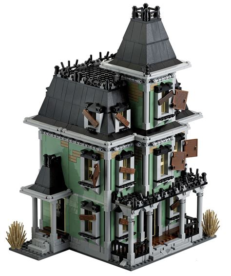 Lego 10228 Huanted House lego 10228 fighters the haunted house i brick city