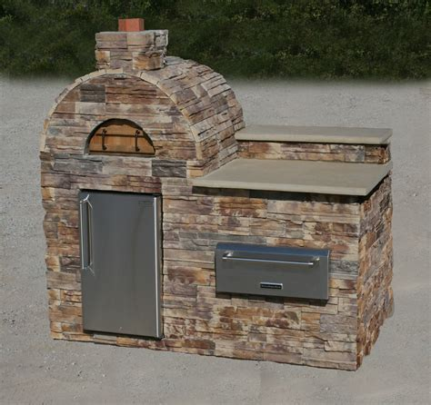 Outdoor Wood Burning Pizza Oven Plans