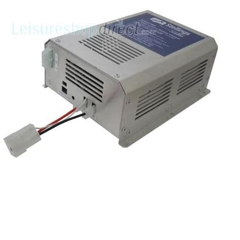 leisure battery charger stelling 3 stage 18 leisure battery charger