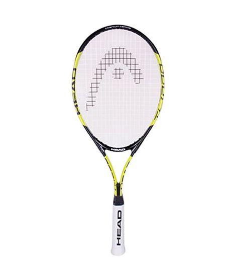Raket Rs Titanium titanium 1000 tennis racket available at snapdeal for