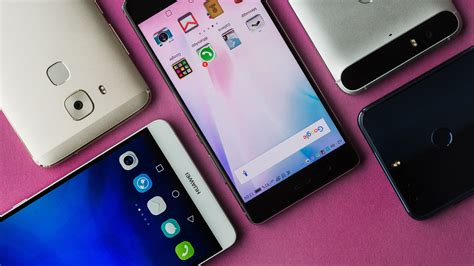What Android Phone Should I Buy by Which Huawei Smartphone Should I Buy Androidpit