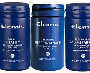 Elemis Detox Capsules Uk by Elemis Detox Dietary Supplements Stylenest