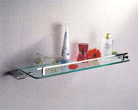 decorative glass wall shelves best decor things