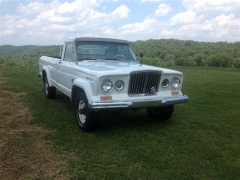 1966 jeep gladiator 1966 jeep gladiator j3000 4x4 truck vintage condition 50th