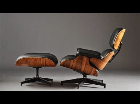 Herman Miller Lounge Chair Replica by Eames Videolike