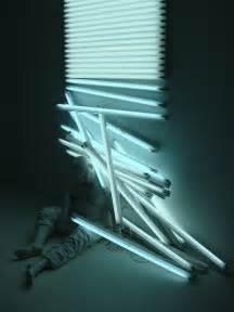 light sculptures vectro ave design