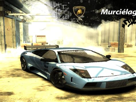 Need For Speed Most Wanted Lamborghini Lamborghini Murcielago Need For Speed Most Wanted Rides