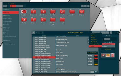 theme support generator numix based gtk theme generator tool oomox 1 2 0 released