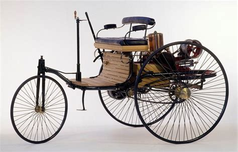 first mercedes benz 1886 who invented the car know it all