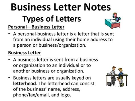 Types Of Business Letter Ppt ppt types of letters powerpoint presentation id 3083678