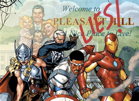 libro avengers standoff vistazo a avengers standoff assault on pleasant hill alpha 1