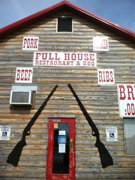 full house restaurant full house restaurant barbeque closed bbq barbecue 59 douglas rd falkville