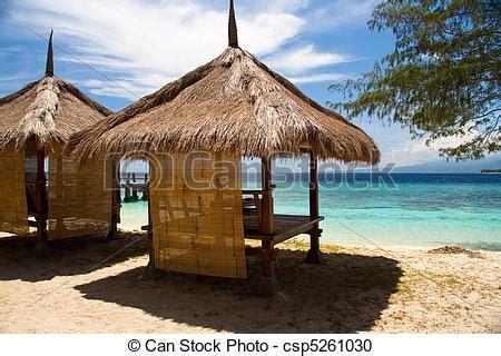 hutte sur pilotis hutte turquoise plage mer turquoise gili 238 le hutte