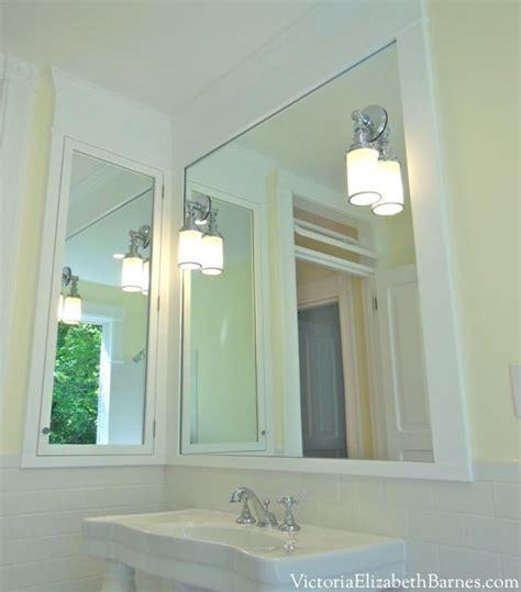 recessed cabinets between studs diy bath remodel diy medicine cabinet storage