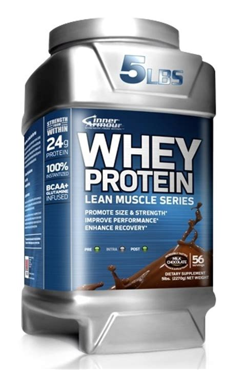 Inner Armour Whey Protein Inner Armour Whey Protein Lean Series
