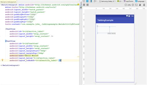 android studio layout width why is my android phone layout different then my layout on