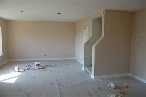 interior home painters painting house painters finished inside of house by