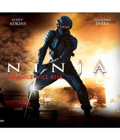 film ninja revenge will rise ninja revenge will rise hindi vcd buy online at best