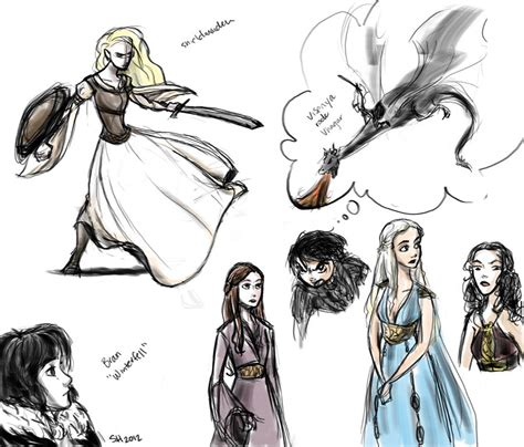 doodle of thrones thrones doodles by scaragh on deviantart