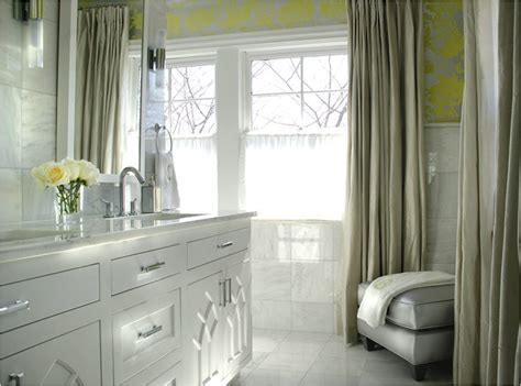 yellow grey white bathroom yellow and gray bathroom contemporary bathroom