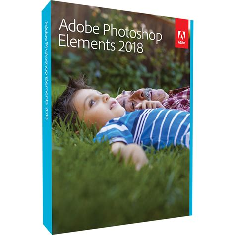 tutorial photoshop elements 2018 adobe photoshop elements 2018 mac windows disc 65281995
