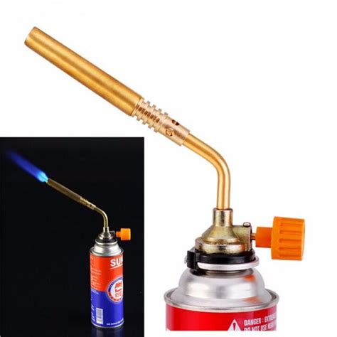 kitchen lighter das butane burner blower welding outdoor cing bbq