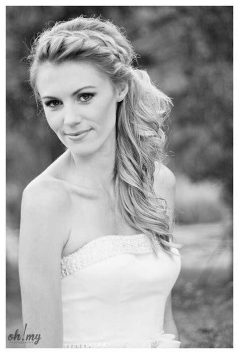 bridesmaid side hairstyles ideas  pinterest side hairstyles bridal side bun