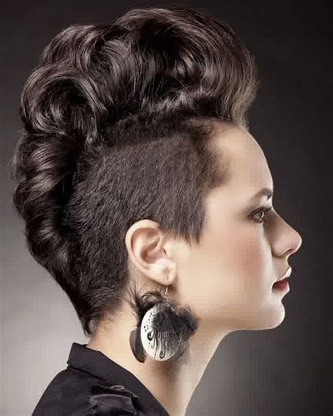 big curly mohawk hairstyles for short hair jpg 832 215 1040
