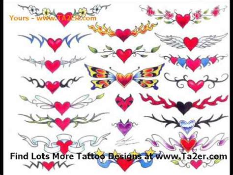 lower back tattoo youtube all time best lower back tattoo designs collection youtube