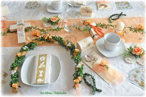Der Kleine Dekoladen der kleine dekoladen tischdekoration kommunion taufe