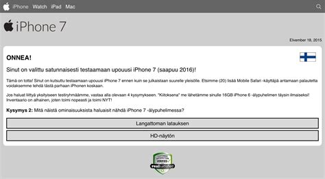 Iphone 7 Giveaway - apple iphone 7 giveaway scam hacker s ramblings