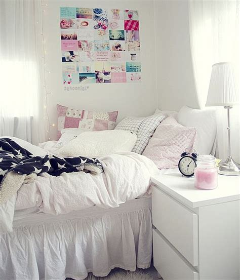beautiful bed bedroom delicate girly i want image super cute girly room na we heart it http weheartit