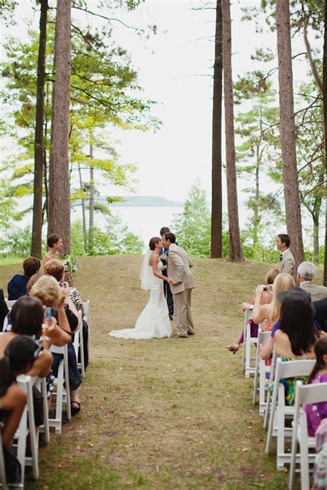 Wedding Venues On Lake Michigan by Real Wedding A Summer Michigan Wedding Our Ceremony