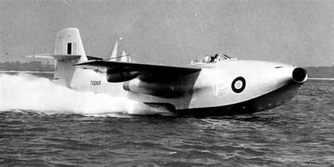 princess flying boat video a weird jet saunders roe sr a 1