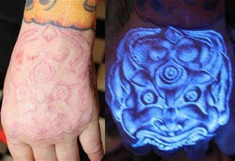 black light tattoos price tattoos design ultra violet tattoos make a glowing impact