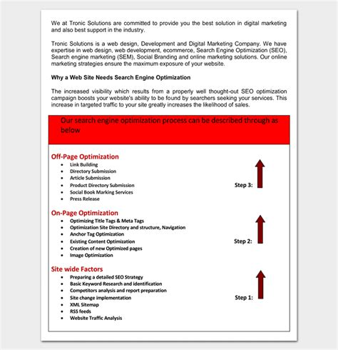 digital format templates marketing template 6 for word pdf
