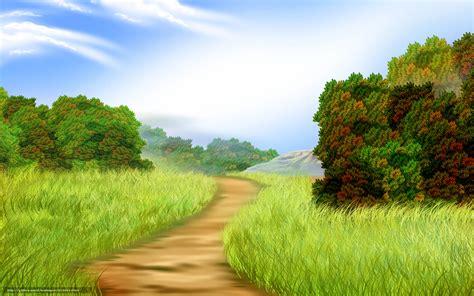 Ecran Plat 519 by Tlcharger Fond D Ecran Nature Arbres Route 3d Fonds D