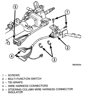dodge ram  conversion van left   brake
